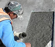 CONCRETE SUPPORTING